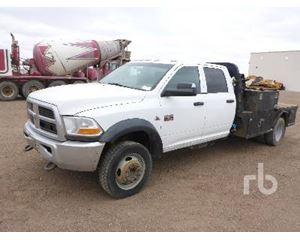 Dodge Flatbed Truck