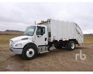 Freightliner M2 Garbage Truck