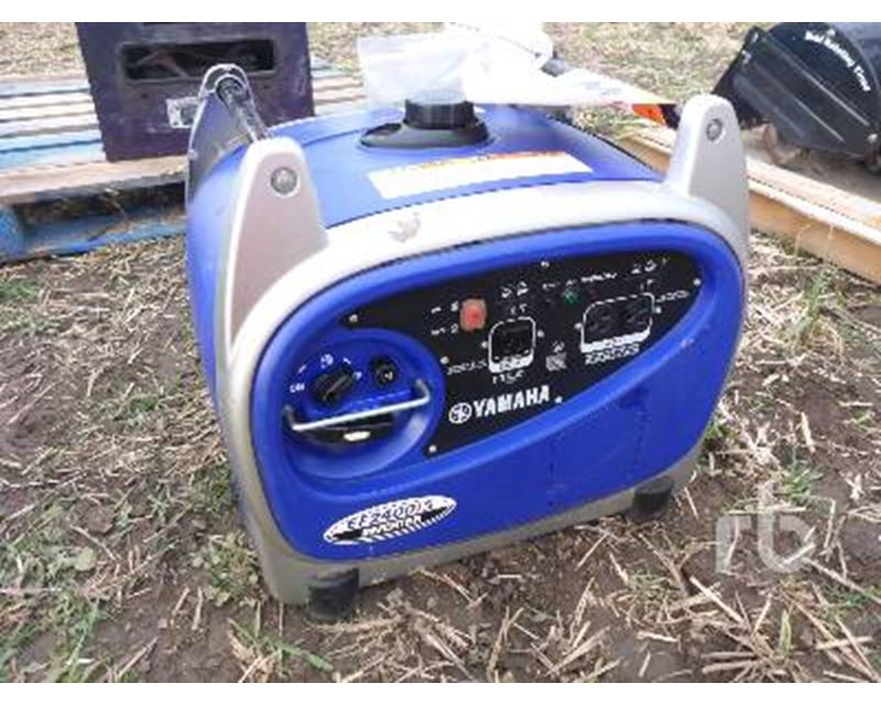 Yamaha ef2400 generator set for Yamaha generator canada