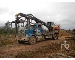 Prentice 210E Log Loader