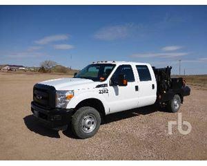 Ford F-350 Mechanic Truck