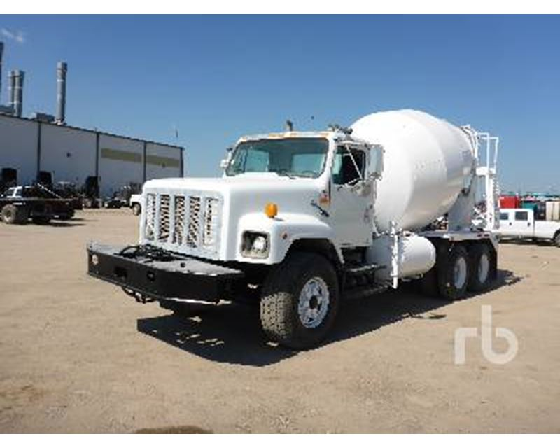 1998 International 2674 Mixer Ready Mix Concrete Truck