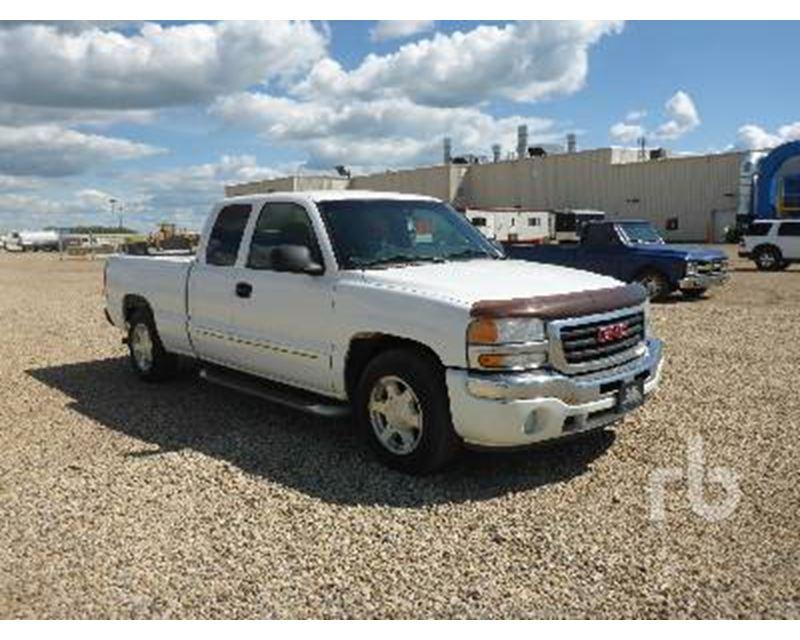 2006 Gmc 1500 For Sale Grande Prairie Ab
