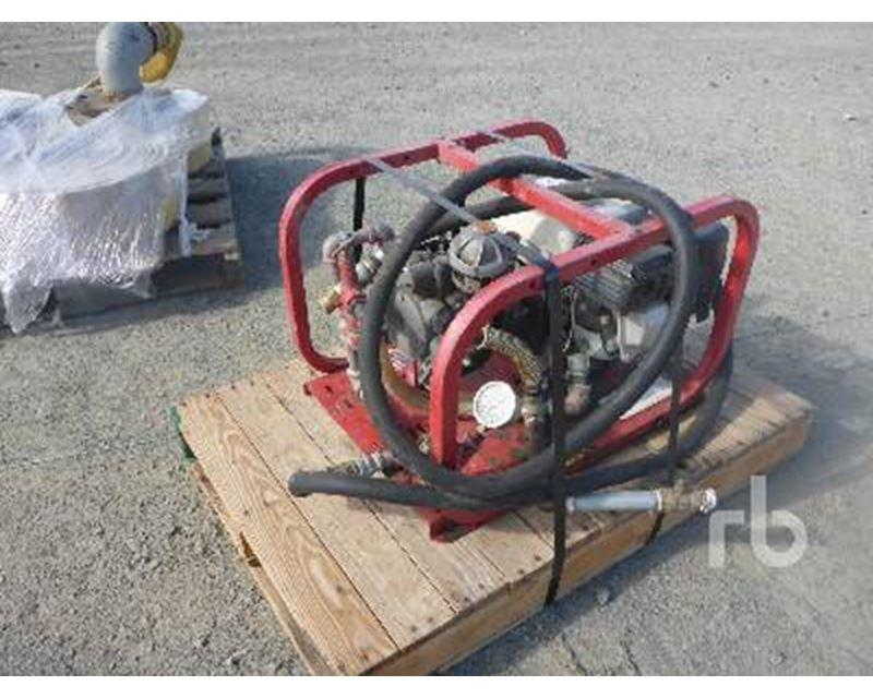 Honda hydraulic Hydraulic motor testing