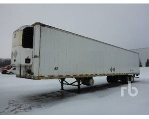 Great Dane 53 Ft T/A Refrigerated Trailer