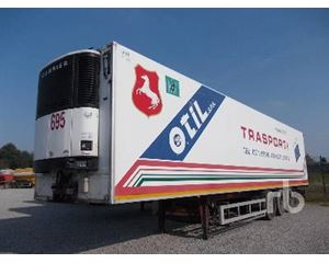 Rolfo S3363 Refrigerated Trailer