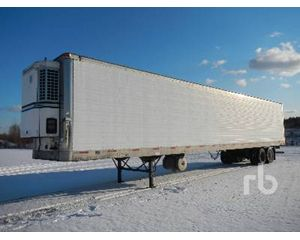 Trailmobile 53 Ft T/A Refrigerated Trailer