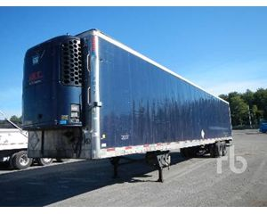 UTILITY 53 Ft T/A Refrigerated Trailer