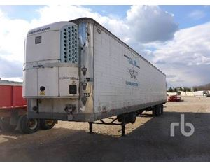 Wabash 53 Ft T/A Refrigerated Trailer