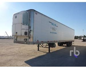 Wabash T/A Refrigerated Trailer