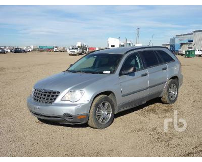 2007 chrysler pacifica suv for sale longmont co. Black Bedroom Furniture Sets. Home Design Ideas