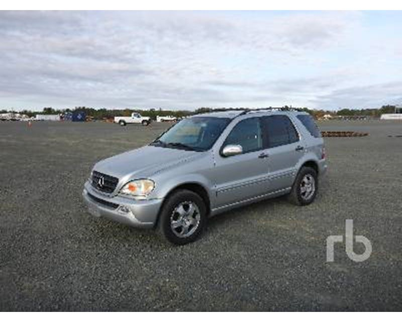 2004 mercedes benz ml350 suv for sale butner nc for Mercedes benz suv models list
