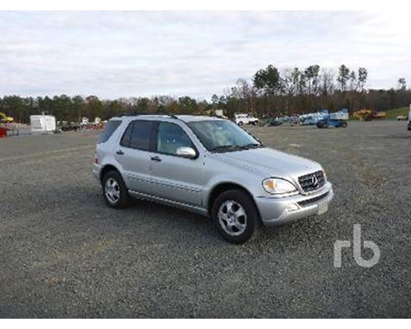 2004 mercedes benz ml350 suv for sale butner nc. Black Bedroom Furniture Sets. Home Design Ideas