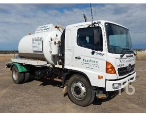 Hino FG1J Sewer Truck