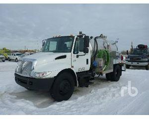 International 4200 Sewer Truck