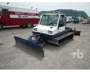 Bombardier BR100 Snow Removal Equipment