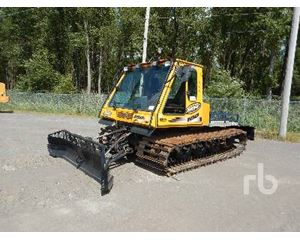 Bombardier BR180MP Snow Removal Equipment