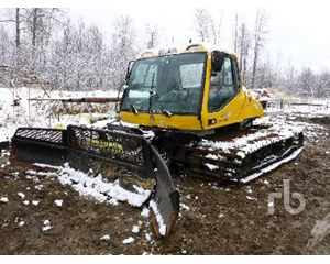 Bombardier BR350 Snow Removal Equipment