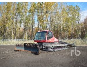 Bombardier BR350S Snow Removal Equipment
