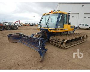 Bombardier BR400 Snow Removal Equipment