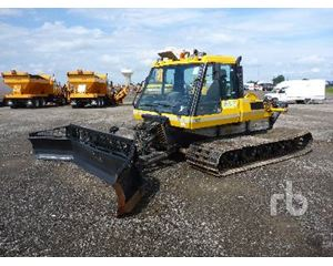 Bombardier BR400 PLUS Snow Removal Equipment