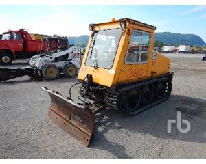 Bombardier SW48D Snow Removal Equipment