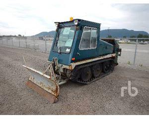 Bombardier SW48FA Snow Removal Equipment