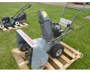 Craftsman 24 In. Snow Removal Equipment