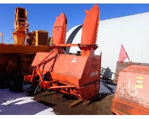 Fair SNOCRETE 954A Snow Removal Equipment