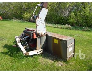 Inland 102 In. Snow Removal Equipment