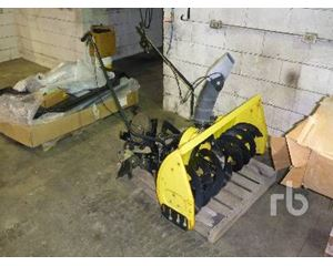 John Deere 42 In. Front Mount Snow Removal Equipment