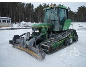 John Deere 6400 Snow Removal Equipment