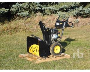Poulan Pro 27 In. Walk Behind Snow Removal Equipment