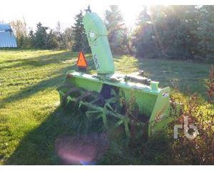 SCHULTE 9600 Snow Removal Equipment