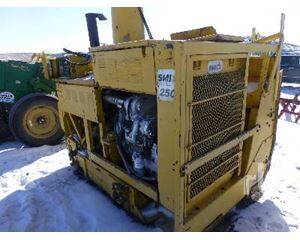 SMI 2500 Snow Removal Equipment
