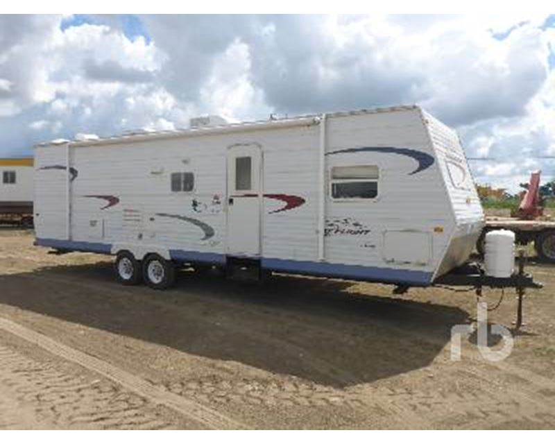Ft Travel Trailer With Slideout For Sale