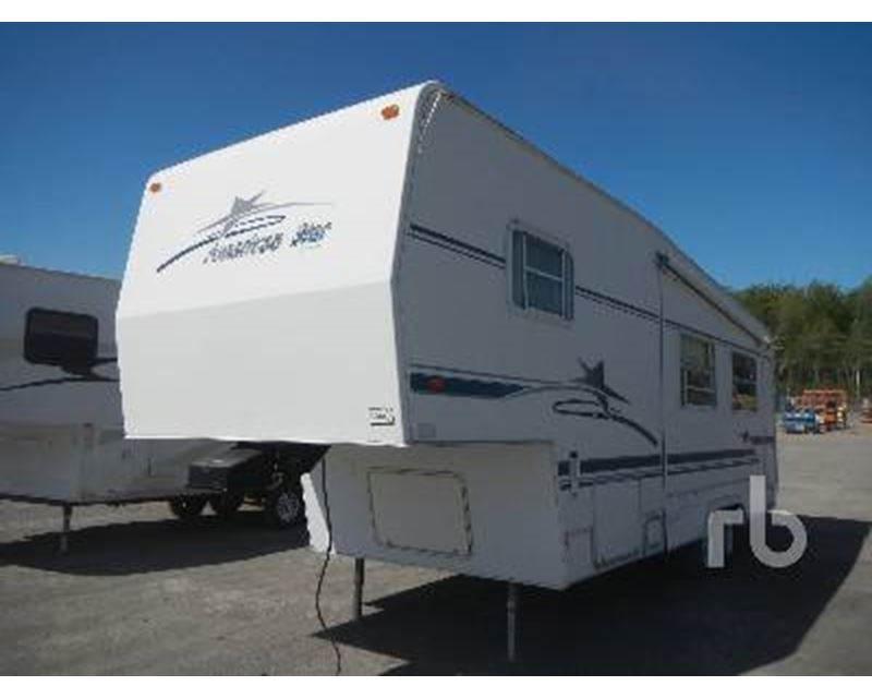 Newmar American Star Travel Trailers For Sale
