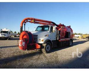 Sterling LT7500 Vacuum Truck