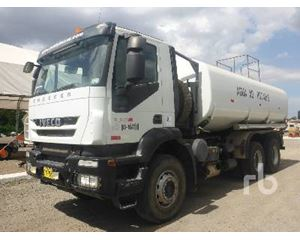 Iveco TRAKKER Water Truck