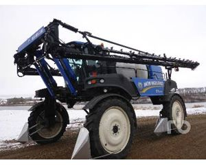 New Holland SP.275F Water Truck