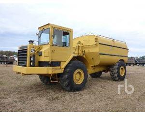 DJB 5000 Gallon 4X4 Water Wagon