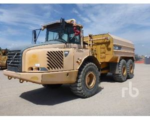 Volvo A25D Water Wagon