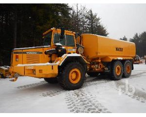 Volvo A30C Water Wagon