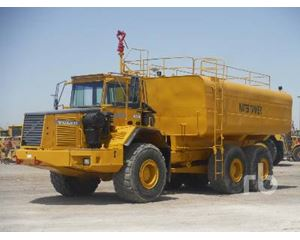 Volvo A35C Water Wagon