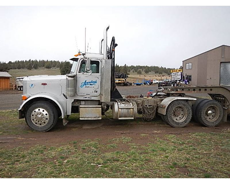 1989 Peterbilt 378 Logging Truck For Sale | Bend, OR ...