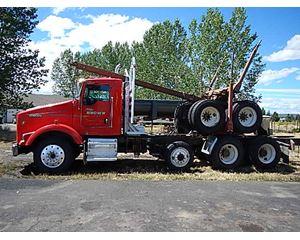 Kenworth T-800 B Logging Truck