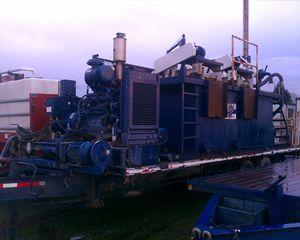 Triflow 2500TF Reclaimer / Soil Stabilizer