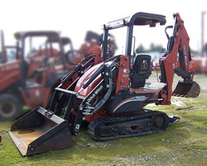 Ditch Witch XT1600 Skid Steer Loader