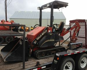 Ditch Witch XT850 Skid Steer Loader