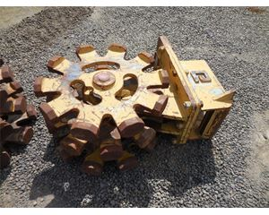Entek Compaction Wheel